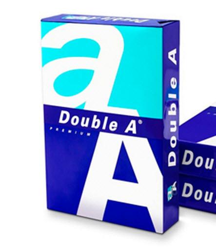 Двойная бумага для копирования Double A Copy Paper A4 80GSM 102-104%