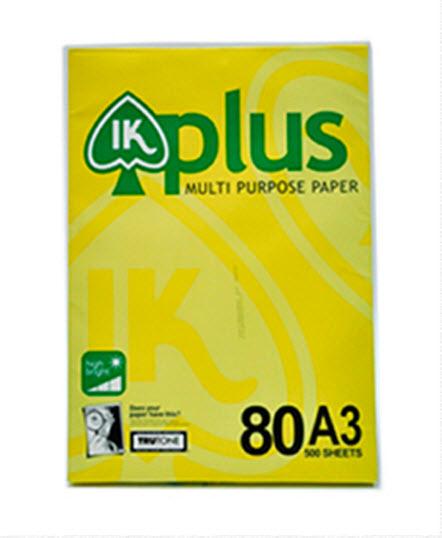 Многоцелевая копировальная бумага IK Plus Multi Purpose Copy Paper IK Plus A4 80GSM