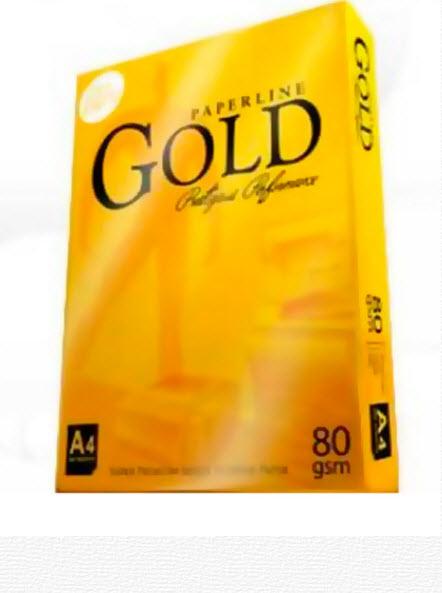 Бумага Paperline Gold