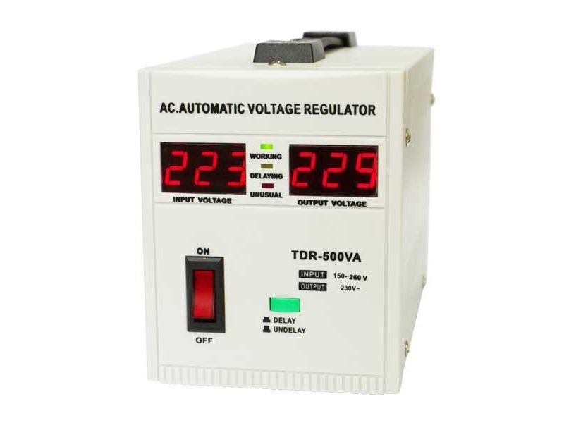 Стабилизатор напяжения для котла Zoom TDR-500VA