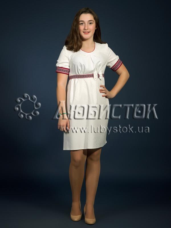 Купить Вышитое модное платье ЖП 82-87