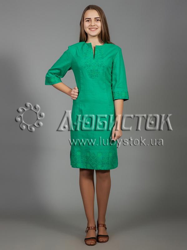 Купить Вышитое платье ЖПВ 26-6