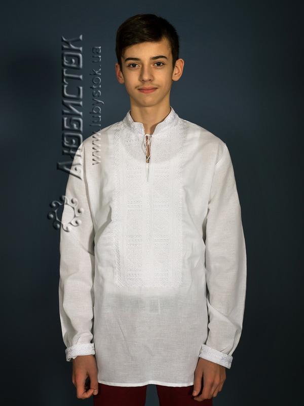Купить Мужская рубашка-вышиванка ЧСВ 13-1