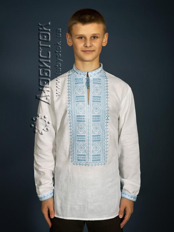 Купить Мужская рубашка-вышиванка ЧСВ 13-8