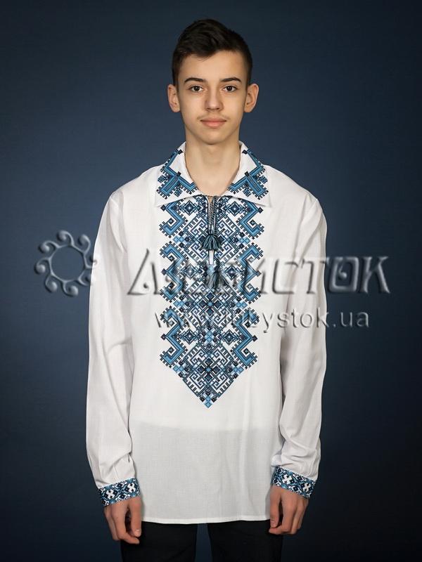 Купить Мужская рубашка-вышиванка ЧСВ 24-4