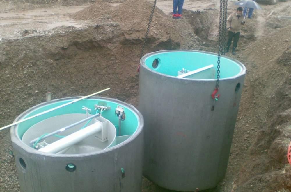 Очистительные системы сточных вод Bio Clean Air