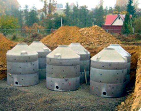 Impianti di depurazione delle acque di scarico