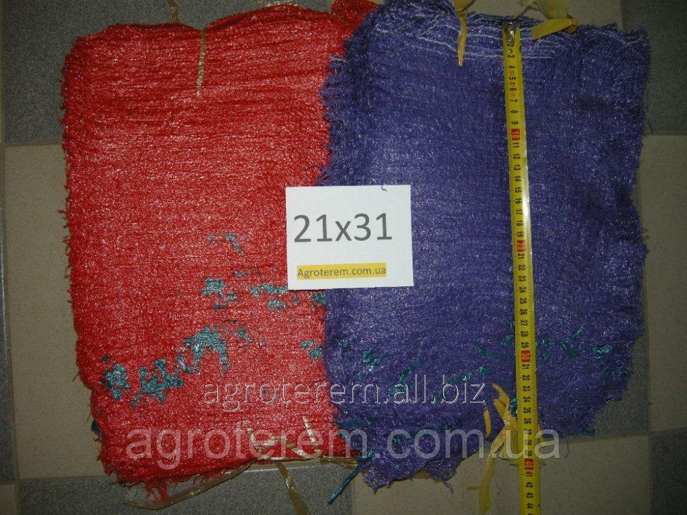 Сетка овощная 21*31 до 3 кг (100 шт)