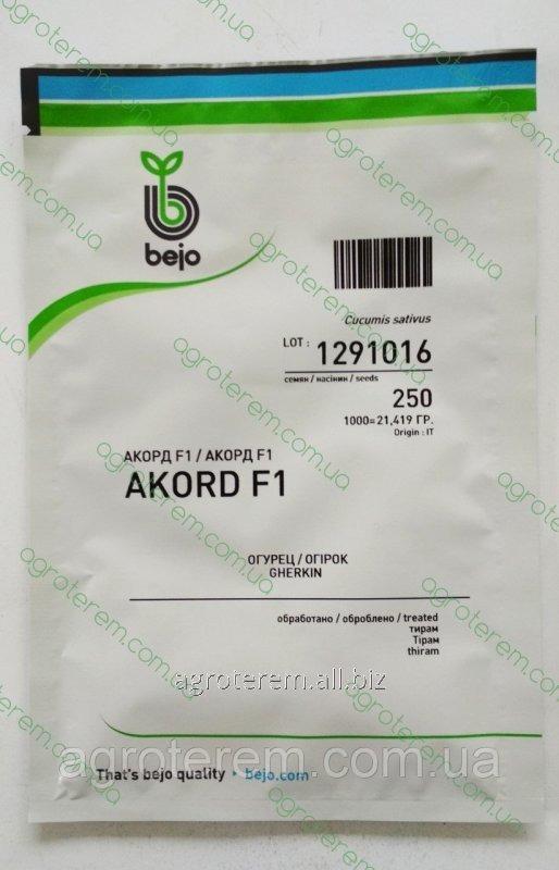Семена огурца Акорд (AKORD) F1 10 гр