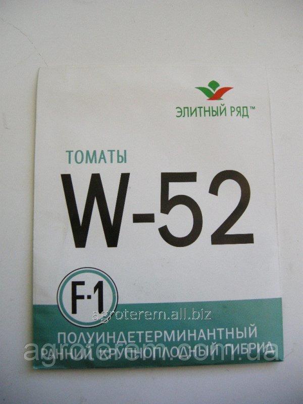 Семена томата W-52 F1 5г