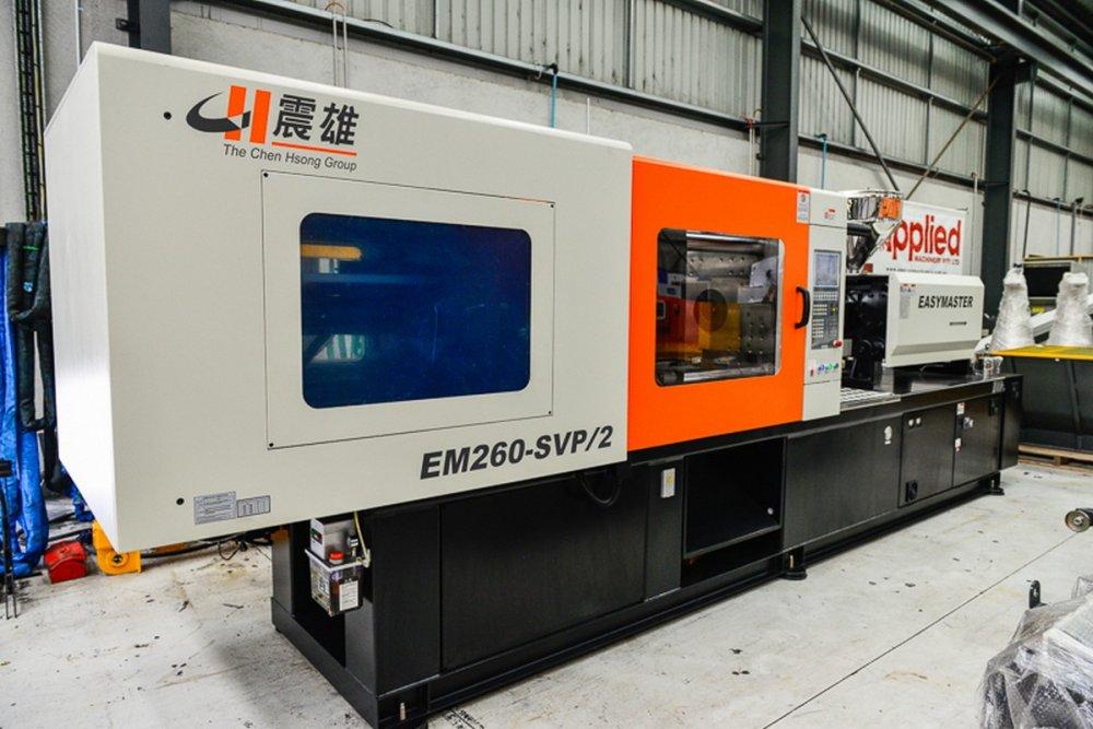 Термопластавтоматы Easymaster EM-SVP2 с усилием смыкания 80-560 тонн