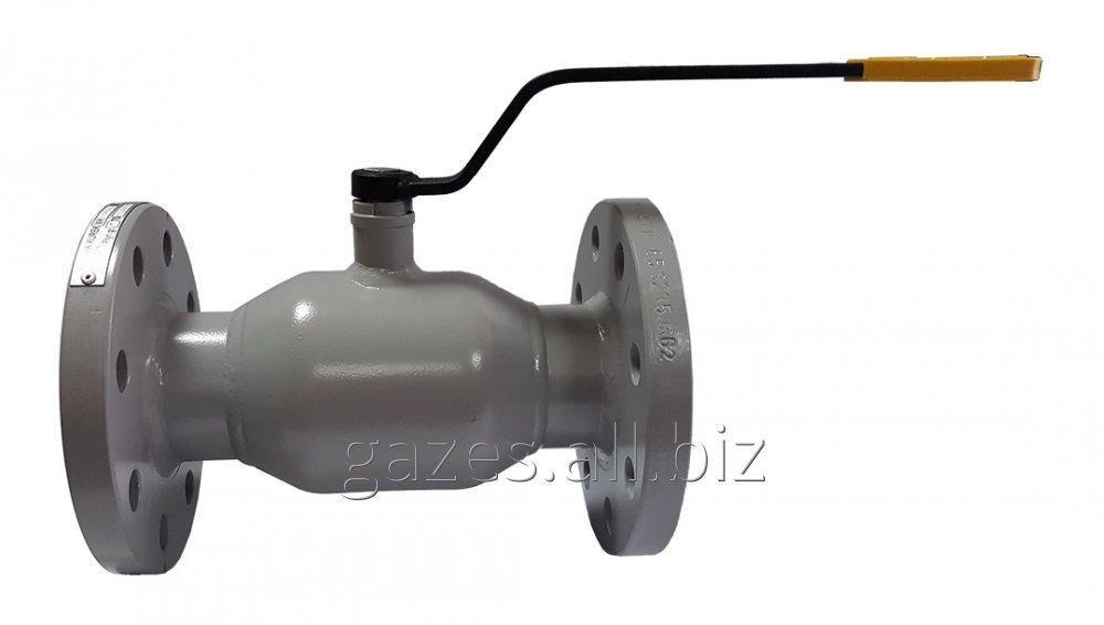 Buy The crane sharovy EFAR (EFAWA) WK 6va DN65 for a car of gas, LPG, propane-butane, GNS, AGZS the valve flange full bore with double compensation consolidation of a sphere.
