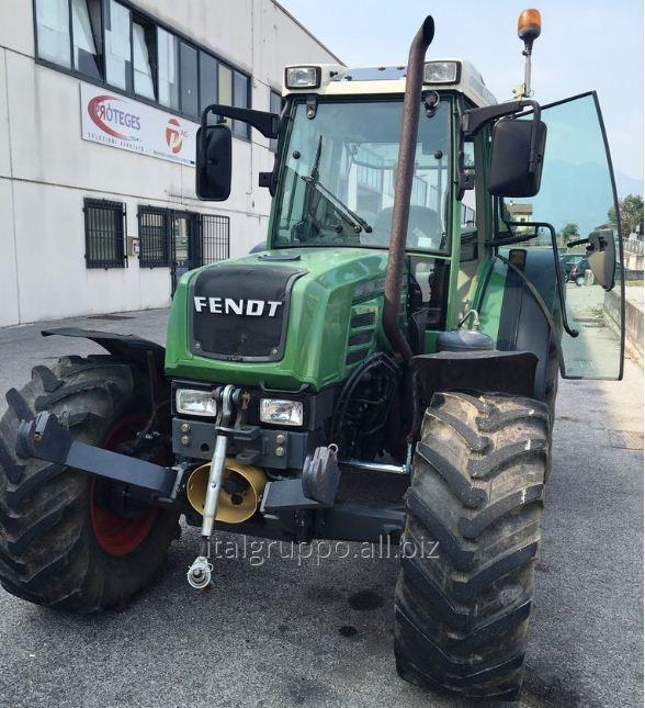 Трактор Fendt 209s