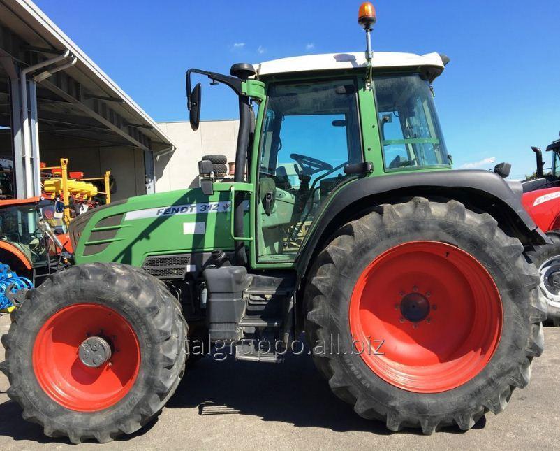Fendt 312 Vario Tms tractor