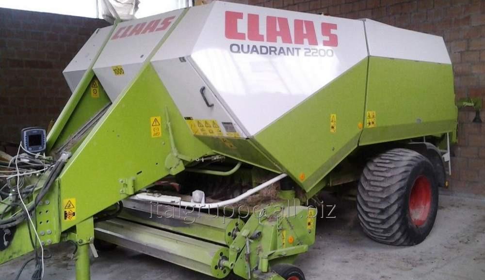 Tyukovy press sorter of Claas 2200