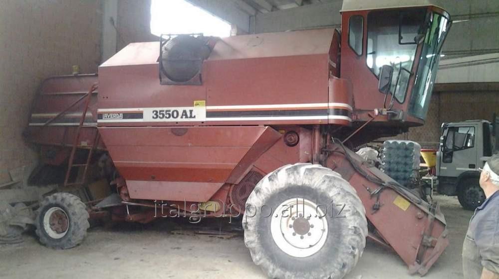 Зерноуборочный комбайн Laverda 3550 Al