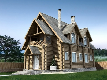 Проект дома 137 м.кв.