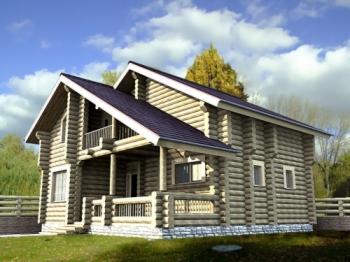 Проект дома 127 м.кв.
