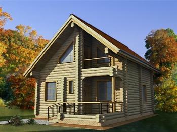 Projekty domků