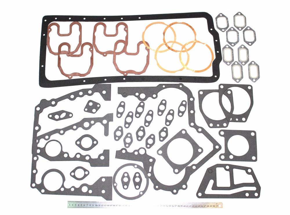 Купить Н-р прокладок двигателя (полный) (с медн.прокладками) (паронит) арт. 1904п
