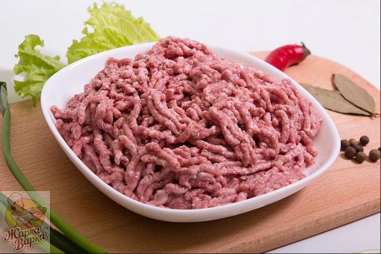 Фарш свино-говяжий Любительский  - м/блок 15 кг