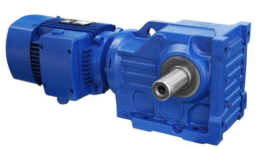 Мотор-редуктор цилиндрический соосный 5МЦ2С-ES, 5МЦ3С-ES