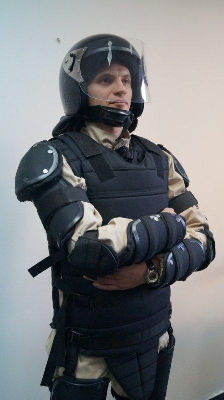 Комплект защиты рук и ног КЗРН
