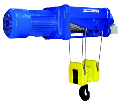 Buy Electric rope hoist stationary MT
