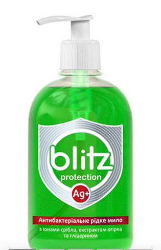 "Buy Liquid soap ""Blitz"" antibacterial"