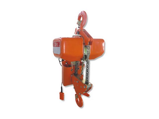 Таль электрическая стационарная цепная HHXG, напряжение 220В