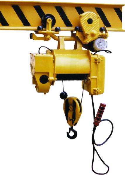 Таль электрическая канатная передвижная 1 т ТЭ-100