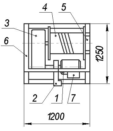 Лебедка электрическая ЛЭЦ–4–120
