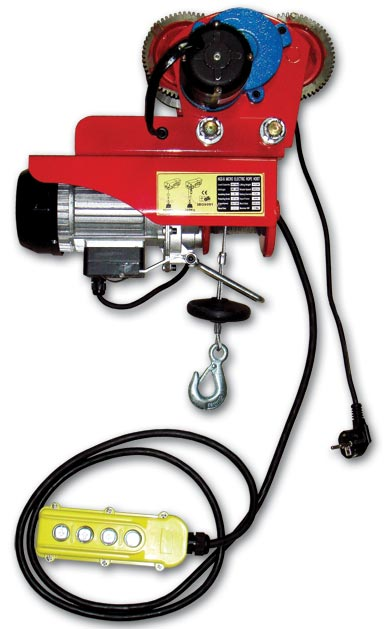 Купить Таль электрическая с электрической тележкой передвижения серии KX HDGD
