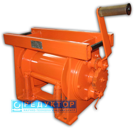 Buy Manual Winch Planetary LRP-1.5
