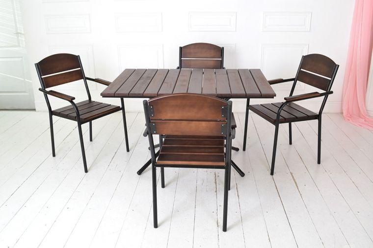 Комплект мебели Премиум для ресторана