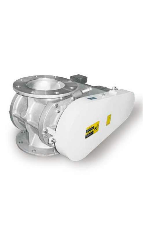 Поворотный клапан SRV