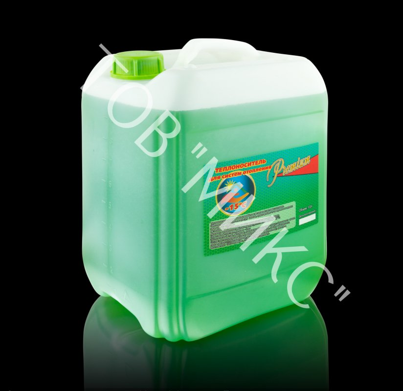 Антифриз для систем отопления -15 TM Premium