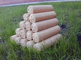 Купить Брикеты топливные из древесины
