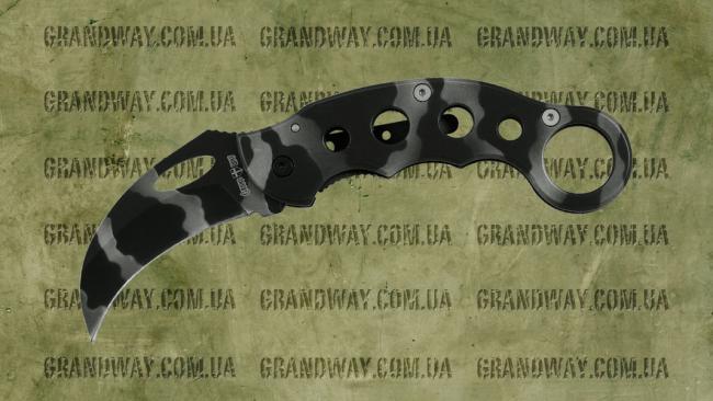 Складной нож керамбит 6206 B