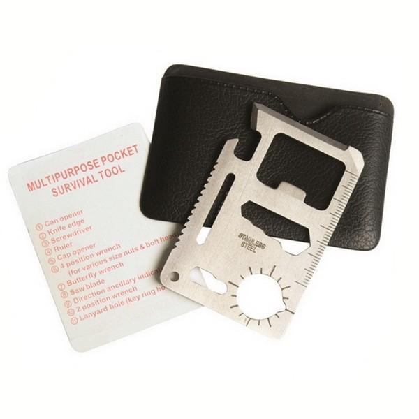 Нож карточка для выживания Mil-Tec 15408000