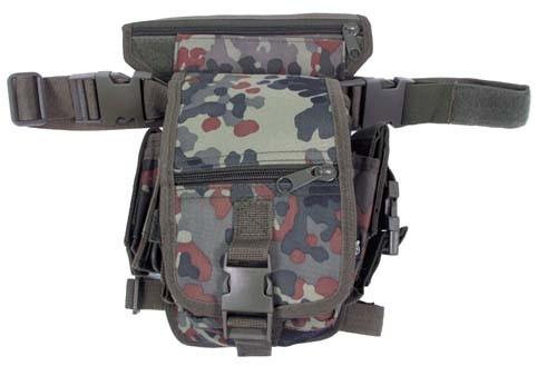 Buy Bag on a hip of flecktarn MFH 30701V