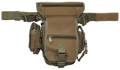 Buy Bag on a hip a coyote of MFH 30701R