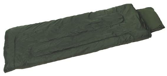 Спальный мешок двухслойный MFH зелёный 31642B