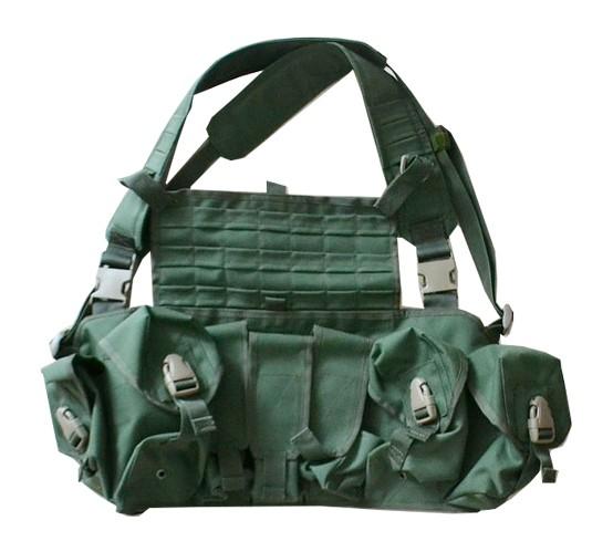 Buy Unloading vest - a bib of LIF-12 of army green 10001957