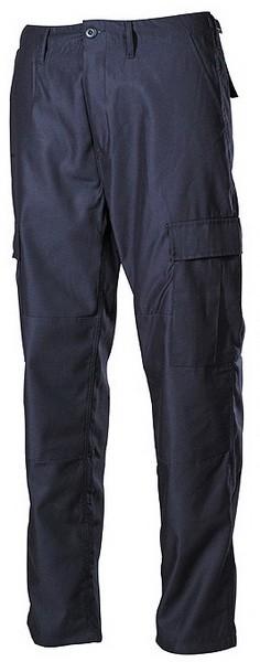 Тактические брюки BDU US синие MFH 01294G