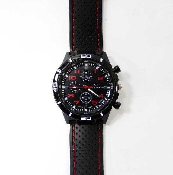 Часы мужские наручные Sanda GT red TGTW-02-red