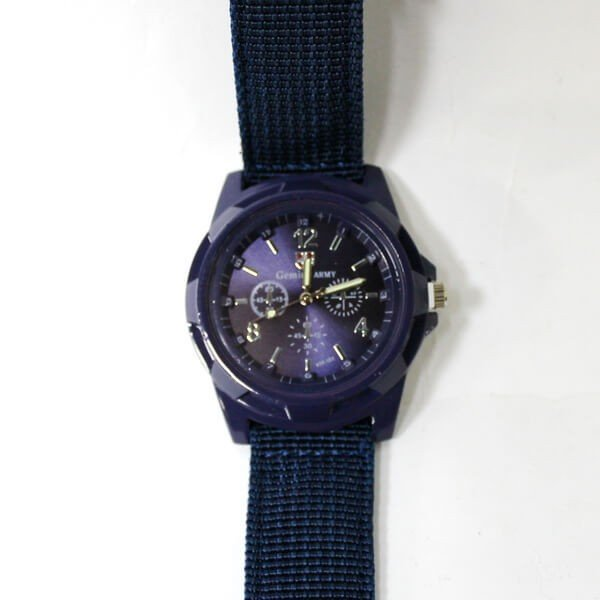 Часы мужские Gemius Swiss army синие TGTW-01-blue