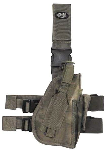 Buy Tactical holster of A-tacs FG MFH 30725E