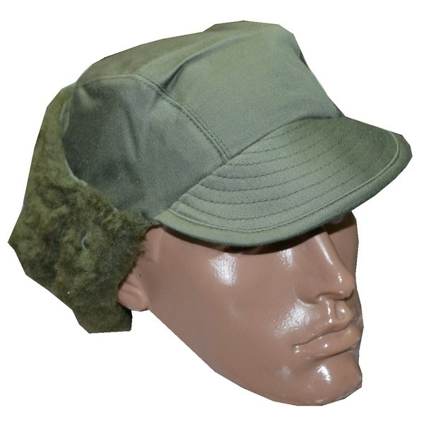 Buy Cap with ear-flaps of the Austrian army 10001465
