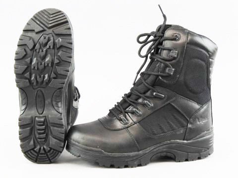 Comprar Los zapatos Viper tácticos negro VBOOTAC